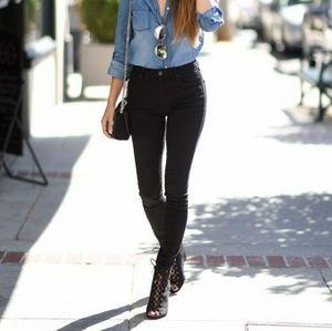 Black Skinny ymi pants